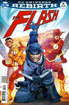 Cover Thumbnail for The Flash (2016 series) #18 [Howard Porter Variant Cover]