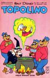 Cover for Topolino (Arnoldo Mondadori Editore, 1949 series) #551