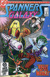 Cover for Spanner's Galaxy (DC, 1984 series) #4 [Direct]
