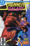 Cover for Spanner's Galaxy (DC, 1984 series) #5 [Direct]
