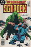 Cover Thumbnail for Sgt. Rock (1977 series) #399 [Newsstand]