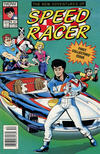 Cover for The New Adventures of Speed Racer (Now, 1993 series) #1 [Newsstand]