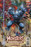Cover Thumbnail for Monsters Unleashed (2017 series) #5 [Direct Edition]