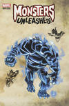 Cover Thumbnail for Monsters Unleashed (2017 series) #5 [Variant New Monster Cover]
