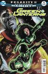 Cover for Green Lanterns (DC, 2016 series) #19 [Leonardo Manco Cover]