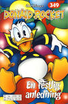 Cover Thumbnail for Donald Pocket (1968 series) #349 - En festlig anledning [bc 239 58 FRU]