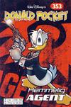 Cover Thumbnail for Donald Pocket (1968 series) #353 - Hemmelig agent [bc 239 58 FRU]