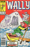 Cover for Wally the Wizard (Marvel, 1985 series) #3 [Newsstand Edition]