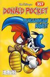 Cover for Donald Pocket (Hjemmet / Egmont, 1968 series) #357 - Pengebingen ranet! [bc 239 58 FRU]