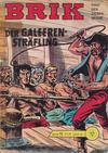 Cover for Brik (Lehning, 1962 series) #11