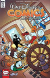 Cover for Walt Disney's Comics and Stories (IDW, 2015 series) #737