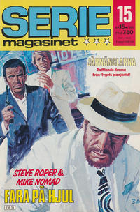 Cover Thumbnail for Seriemagasinet (Semic, 1970 series) #15/1985