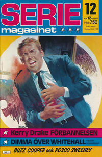 Cover Thumbnail for Seriemagasinet (Semic, 1970 series) #12/1985