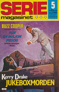 Cover Thumbnail for Seriemagasinet (Semic, 1970 series) #5/1985