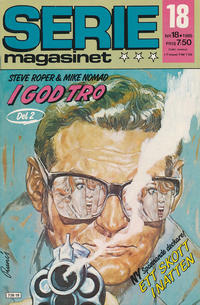 Cover Thumbnail for Seriemagasinet (Semic, 1970 series) #18/1985