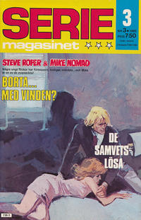 Cover Thumbnail for Seriemagasinet (Semic, 1970 series) #3/1985