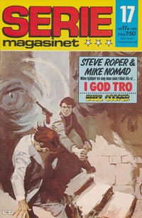 Cover Thumbnail for Seriemagasinet (Semic, 1970 series) #17/1985