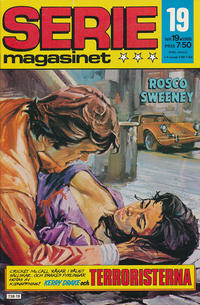 Cover Thumbnail for Seriemagasinet (Semic, 1970 series) #19/1985