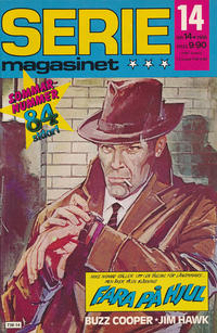 Cover Thumbnail for Seriemagasinet (Semic, 1970 series) #14/1985