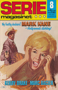 Cover Thumbnail for Seriemagasinet (Semic, 1970 series) #8/1985