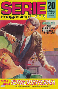 Cover Thumbnail for Seriemagasinet (Semic, 1970 series) #20/1985