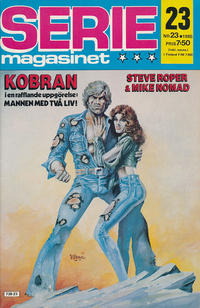 Cover Thumbnail for Seriemagasinet (Semic, 1970 series) #23/1985