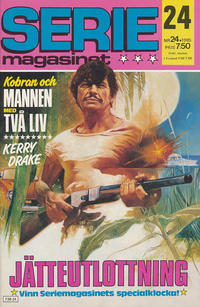 Cover Thumbnail for Seriemagasinet (Semic, 1970 series) #24/1985
