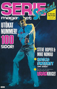 Cover Thumbnail for Seriemagasinet (Semic, 1970 series) #25/1985