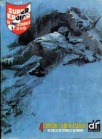 Cover Thumbnail for Super Eroica (Casa Editrice Dardo, 1965 series) #278