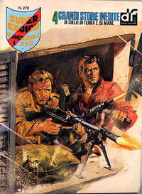 Cover Thumbnail for Super Eroica (Casa Editrice Dardo, 1965 series) #279