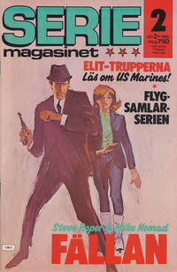 Cover Thumbnail for Seriemagasinet (Semic, 1970 series) #2/1986