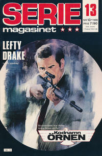 Cover Thumbnail for Seriemagasinet (Semic, 1970 series) #13/1986