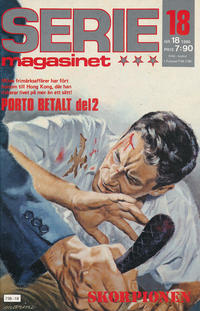 Cover Thumbnail for Seriemagasinet (Semic, 1970 series) #18/1986