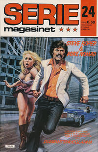 Cover Thumbnail for Seriemagasinet (Semic, 1970 series) #24/1986