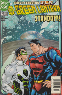 Cover Thumbnail for Green Lantern (DC, 1990 series) #149 [Newsstand]
