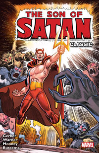 Cover Thumbnail for Son of Satan Classic (Marvel, 2016 series)