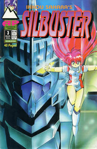 Cover Thumbnail for Silbuster (Antarctic Press, 1994 series) #3