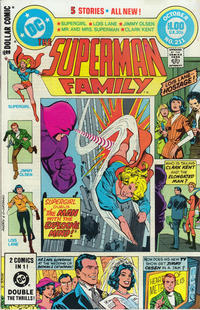 Cover Thumbnail for The Superman Family (DC, 1974 series) #211 [Direct]