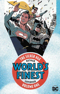 Cover Thumbnail for Batman & Superman in World's Finest Comics: The Silver Age (DC, 2017 series) #1