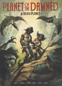 Cover Thumbnail for Planet of the Damned & Death Planet (Rebellion, 2016 series) #[nn]