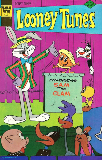 Cover for Looney Tunes (Western, 1975 series) #5 [Whitman]