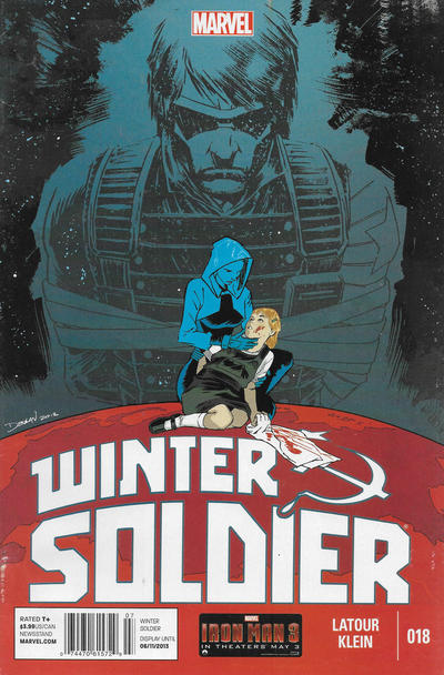 Cover for Winter Soldier (Marvel, 2012 series) #18
