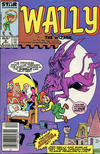 Cover for Wally the Wizard (Marvel, 1985 series) #9 [Newsstand Edition]