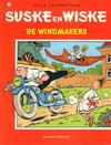 Cover for Suske en Wiske (Standaard Uitgeverij, 1967 series) #126 - De windmakers
