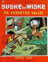 Cover for Suske en Wiske (Standaard Uitgeverij, 1967 series) #191 - De vergeten vallei; Toffe Tiko