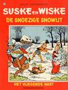 Cover for Suske en Wiske (Standaard Uitgeverij, 1967 series) #188 - De snoezige Snowijt; Het vliegende hart