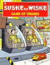 Cover for Suske en Wiske (Standaard Uitgeverij, 1967 series) #337 - Game of drones