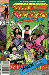 Cover for Steeltown Rockers (Marvel, 1990 series) #6 [Newsstand]