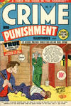Cover for Crime and Punishment (Superior Publishers Limited, 1948 ? series) #12