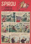 Cover for Spirou (Dupuis, 1947 series) #960